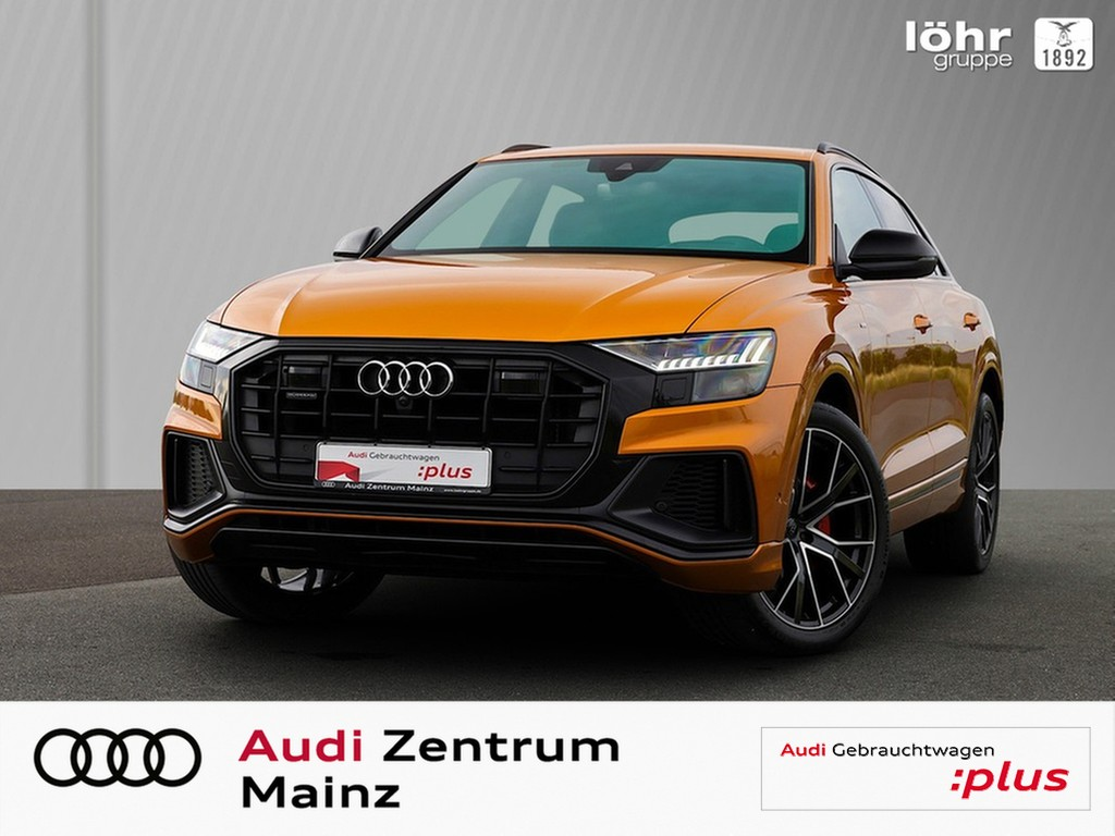 Audi Q8 50 TDI quattro tiptronic *S line*HD Matrix*, Jahr 2019, Diesel