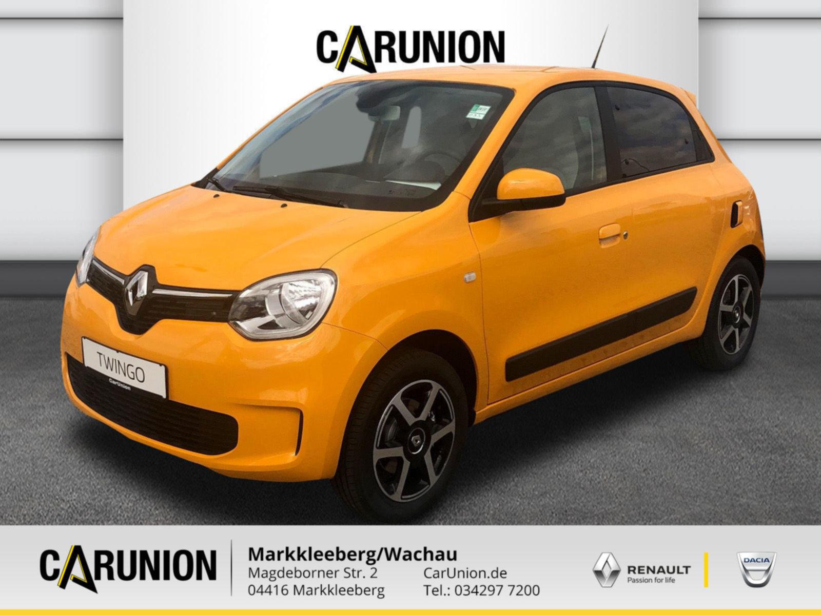 Renault Twingo LIMITED TCe 90, Jahr 2020, Benzin