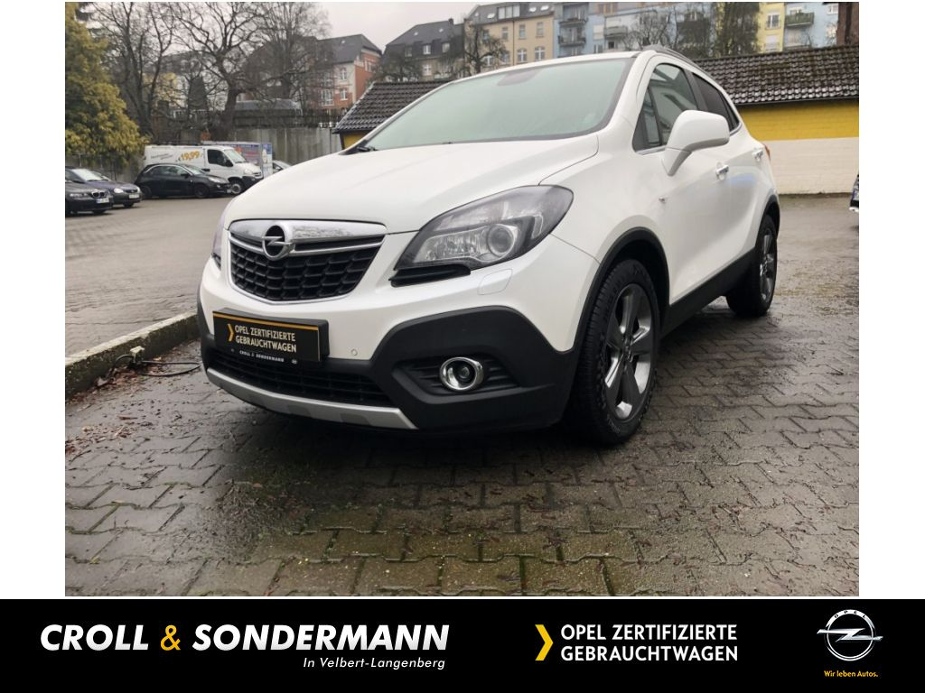 Opel Mokka 1.4 Turbo ecoFLEX Start/Stop Innovation, Jahr 2014, Benzin
