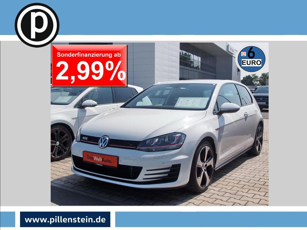Volkswagen Golf GTI 3-Türer BI-XENON NAVI Kamera Alu-18`, Jahr 2017, Benzin