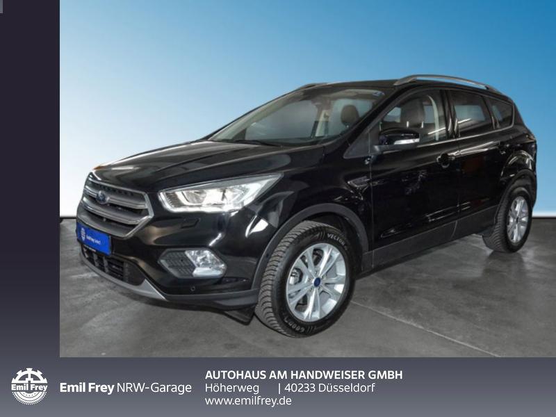 Ford Kuga 1.5 EcoBoost 2x4 Titanium, Navi, ParkPilot, Jahr 2018, Benzin