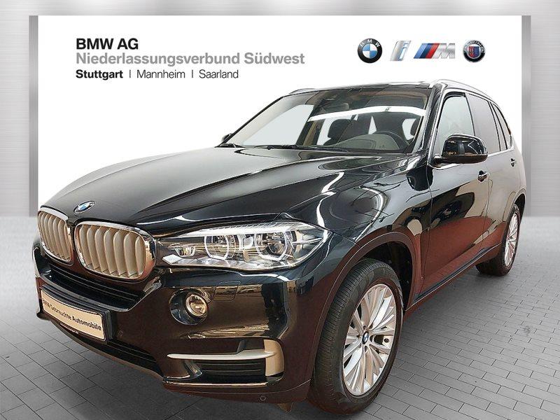 BMW X5 xDrive40d Head-Up HiFi LED Pano.Dach RFK AHK, Jahr 2017, Diesel