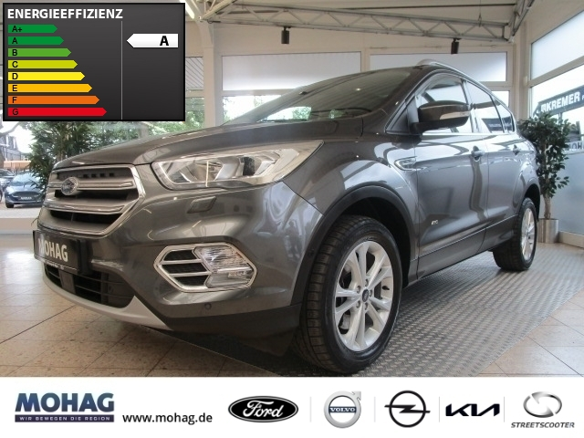 Ford Kuga Titanium 2,0l TDCi *Navi-Einparkassistent* -Euro 6-, Jahr 2017, Diesel