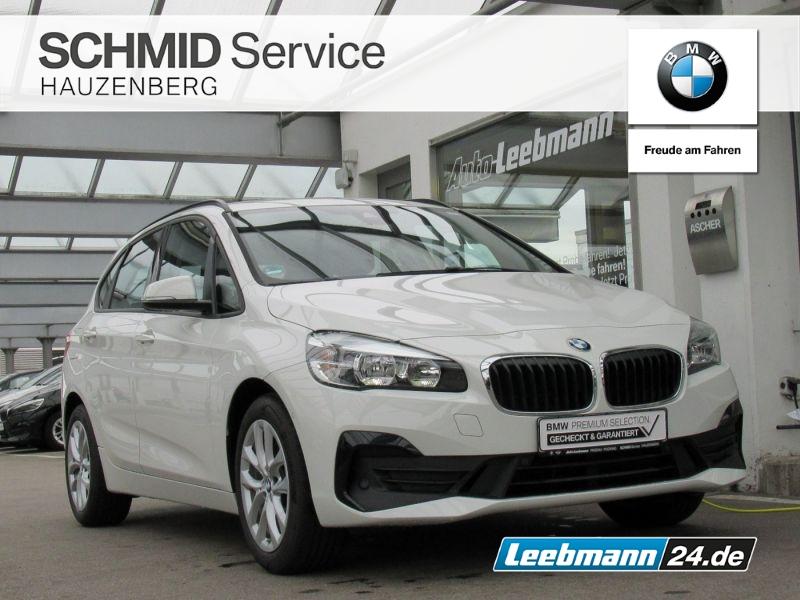 BMW 225xe Active Tourer Adv. HYBRID GARANTIE-03/25, Jahr 2020, Hybrid