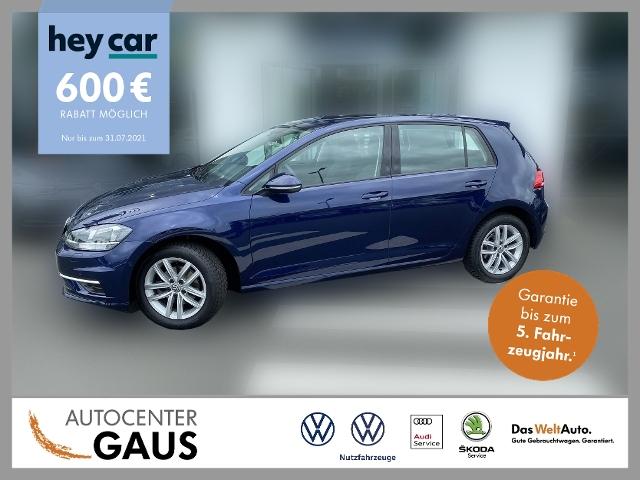 Volkswagen Golf VII Comfortline 1.0 TSI Navi ACC Klima, Jahr 2019, Benzin