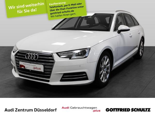 Audi A4 Avant 2.0 TDI 6-Gang 140(190) KW(PS) Sport, Jahr 2017, Diesel