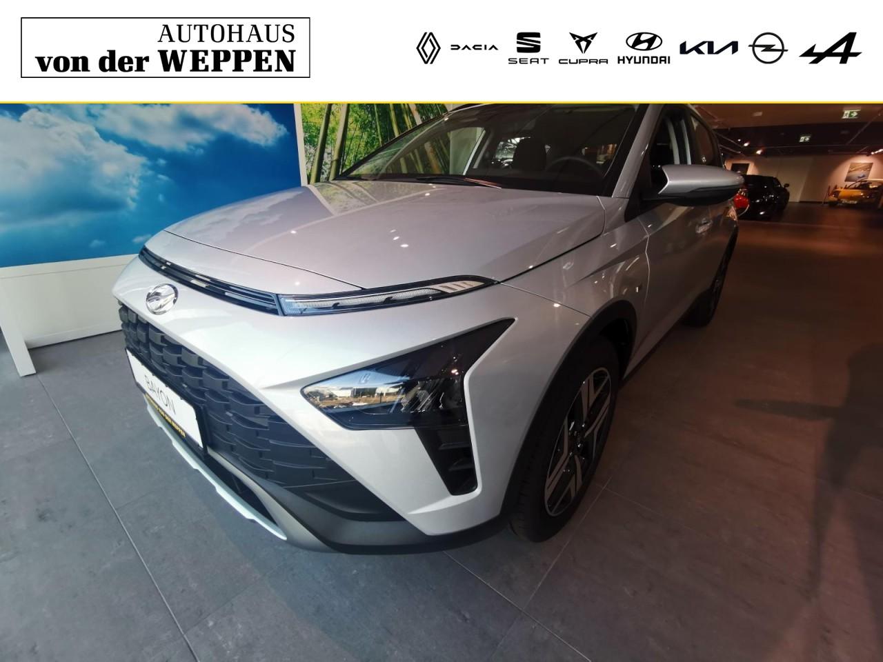Hyundai Bayon finanzieren