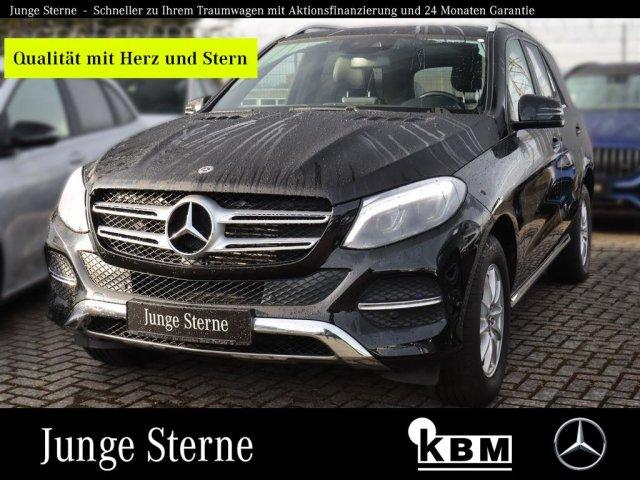 Mercedes-Benz GLE 250 d 4M °COMAND°LED+AFA°TWA°SHZ°PTS°MFL°, Jahr 2017, Diesel
