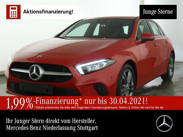 Mercedes-Benz A 200 Progressive Navi Premium LED Kamera PTS, Jahr 2019, Benzin