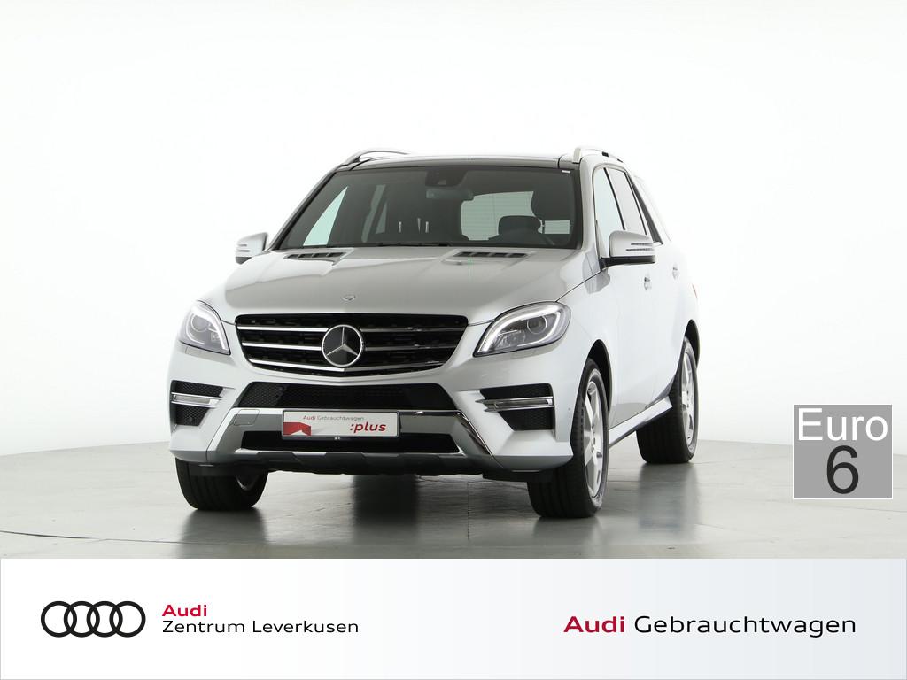 Mercedes-Benz ML 350 CDI BlueTEC 7G-TRONIC AMG KAMERA ASSIST, Jahr 2015, Diesel