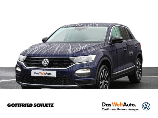 Volkswagen T-Roc 1.5 TSI DSG UNITED NAVI PDC SHZ ACC ZV, Jahr 2020, Benzin