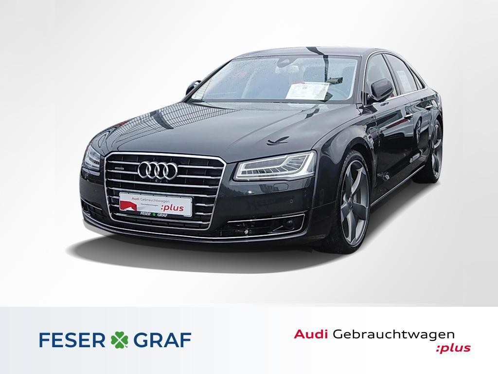 Audi A8 3.0 TDI qu. tiptr. - NAV,MATRIX,LEDER,ACC,21, Jahr 2014, Diesel