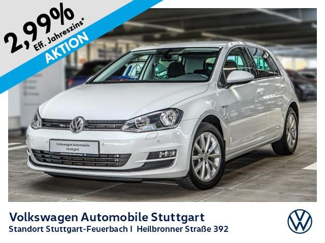 Volkswagen Golf VII Allstar 1.4 TSI Navi Standheizung, Jahr 2015, Benzin