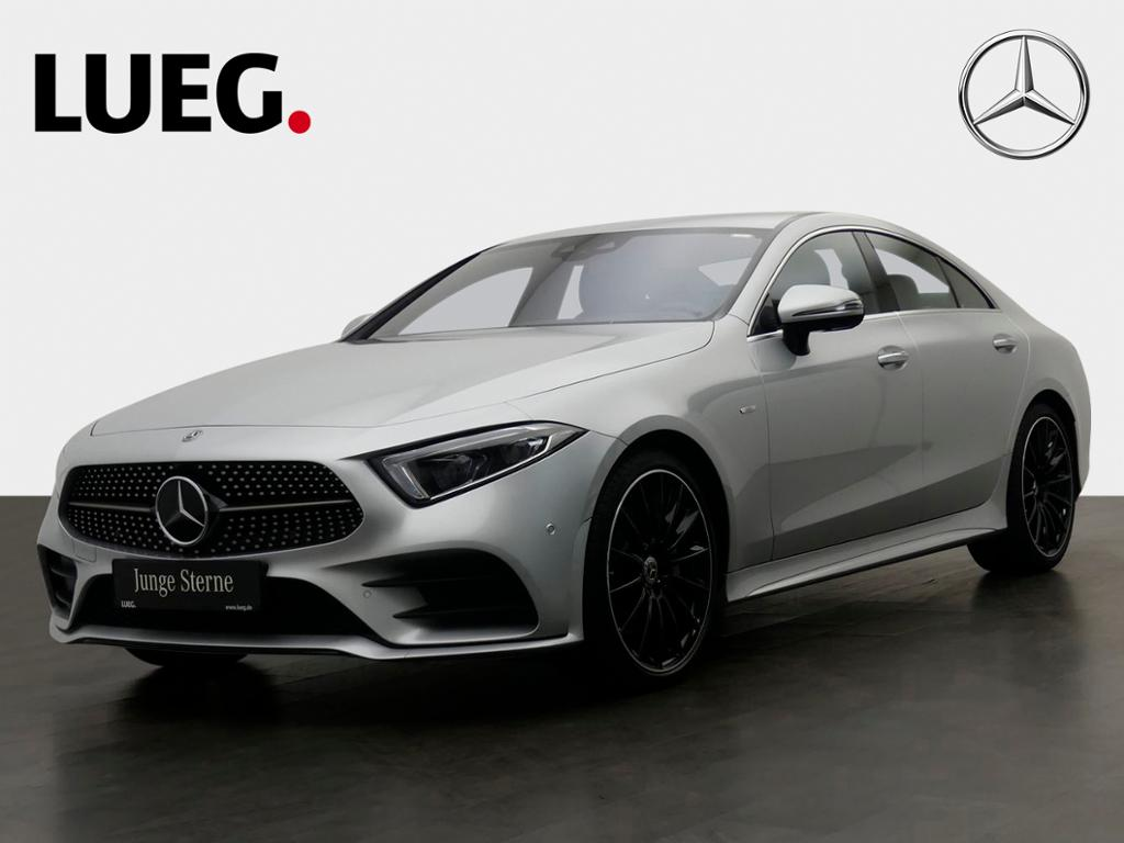 Mercedes-Benz CLS 300 d AMG+COM+Burm+Airm+Mbeam+Mem+Distr+360°, Jahr 2019, Diesel