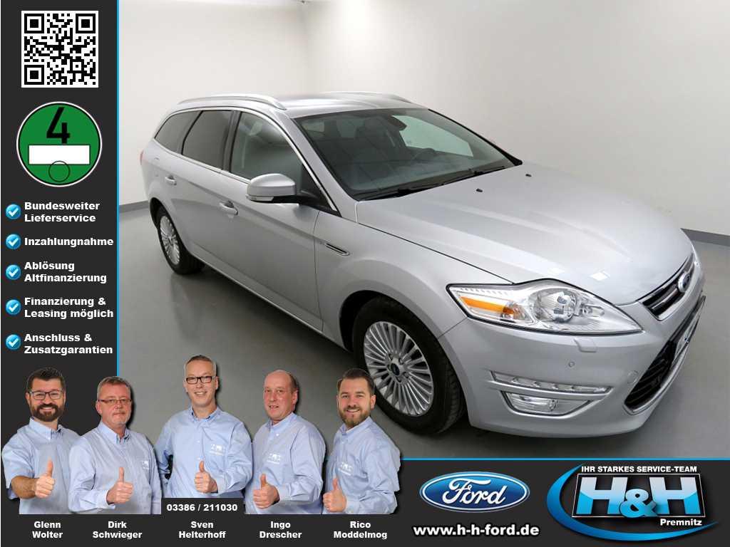 Ford Mondeo Turnier 2.2 TDCi Aut. Titanium (AHK+PPS), Jahr 2013, Diesel