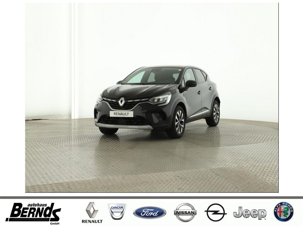 Renault Captur TCe100 EXPERIENCE DELUXE-Pkt. NAVI PDC BC, Jahr 2020, Benzin