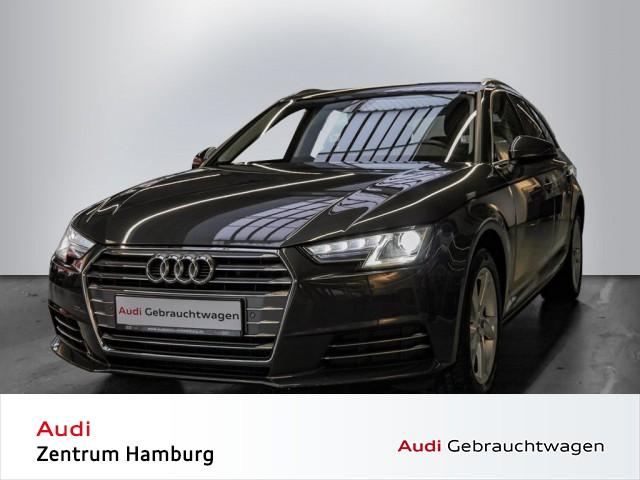 Audi A4 Avant 2,0 TDI sport S tronic NAVI VIRTUAL SITZHEIZ, Jahr 2017, Diesel