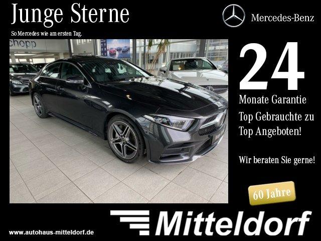 Mercedes-Benz CLS 450 4M AMG ENERGIZING+ FAP 360° MULTIBEAM, Jahr 2020, Benzin