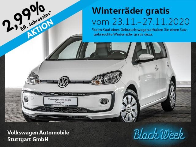 Volkswagen up! move up! 1.0 Klima Navi, Jahr 2017, Benzin