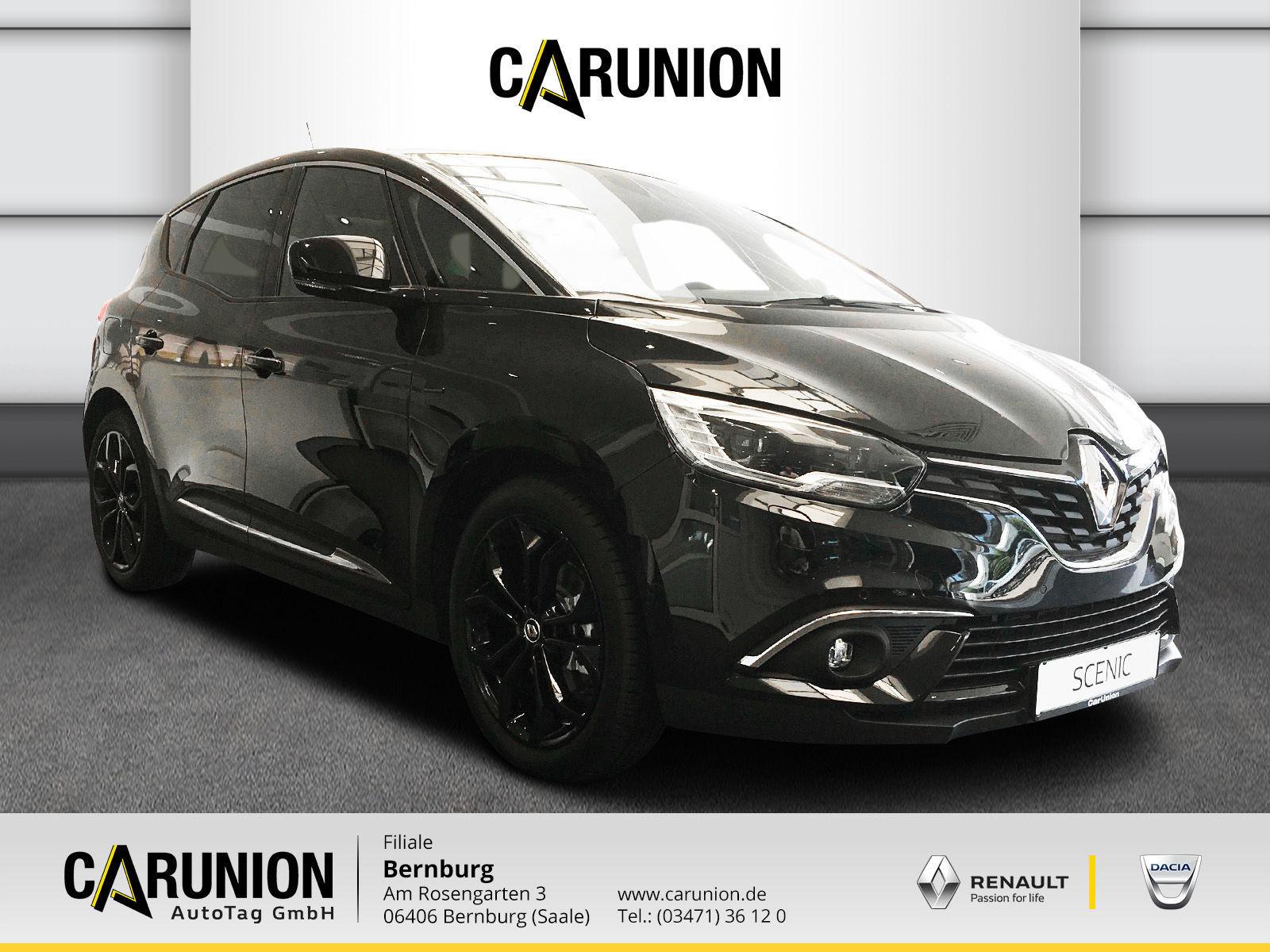 Renault Scenic BLACK Edition TCe160GPF Sondermodell, Jahr 2019, Benzin