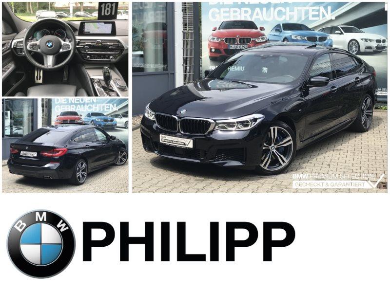 BMW 630d xDrive M-Sportpaket Pano h&k DA+ 2-Achs Luft., Jahr 2018, Diesel
