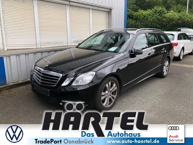 Mercedes-Benz E 200 T CGI AVANTGARDE BLUEEFFICIENCY (+NAVI+XENON, Jahr 2012, Benzin