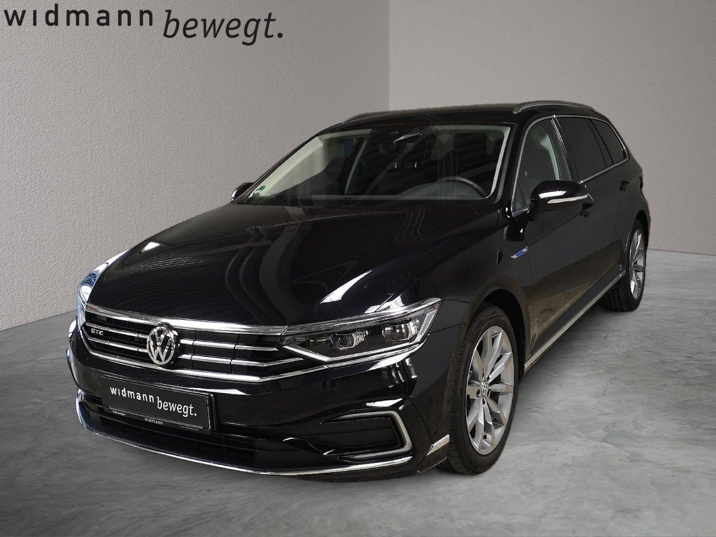 Volkswagen Passat GTE Variant . 1.4 l TSI mit E-Motor 115 k, Jahr 2020, Benzin