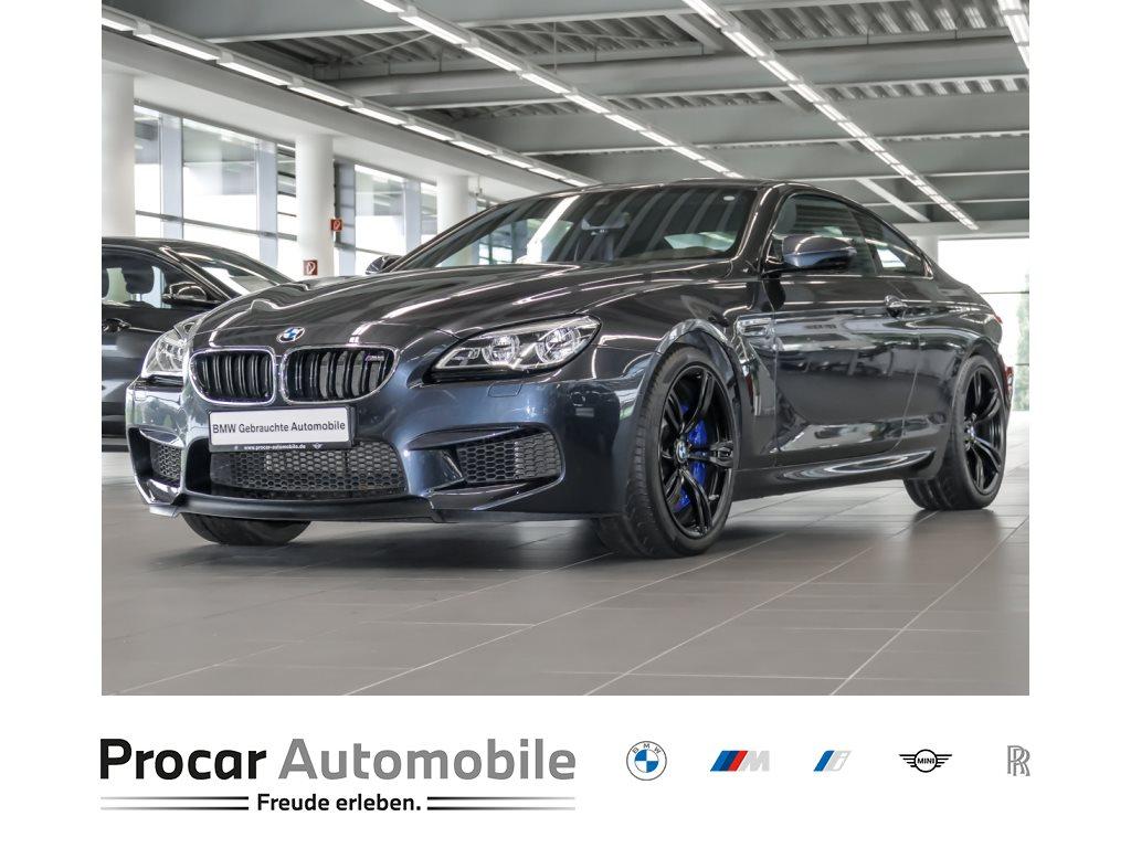 BMW M6 Coupé Head-Up LED B&O SoftClose Surround View, Jahr 2016, Benzin