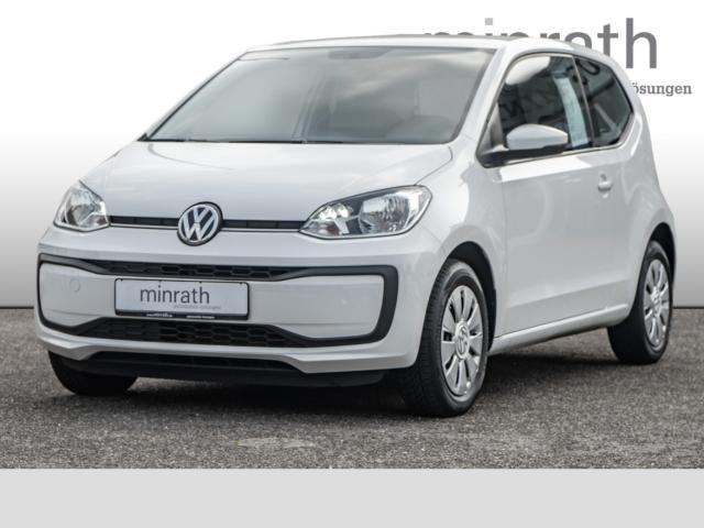 Volkswagen up! move 1.0 Klima USB ESP Seitenairb. BC Radio, Jahr 2017, Benzin