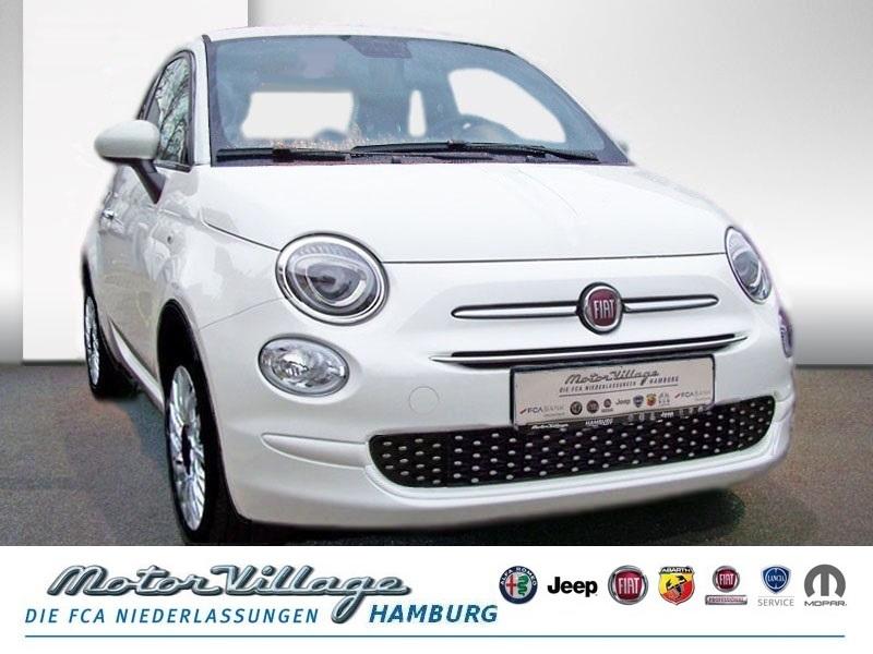 Fiat 500 1.2 8V Lounge 51kW (69PS) Klima PDC Touchscr, Jahr 2019, Benzin