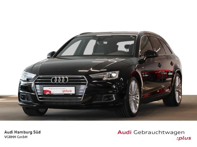 Audi A4 Avant 2.0 TFSI sport S tronic S LINE/NAVI/LM19, Jahr 2018, Benzin