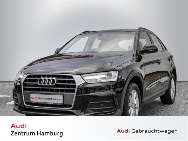Audi Q3 2,0 TDI quattro S tronic XENON NAVI SITZHEIZ, Jahr 2017, Diesel
