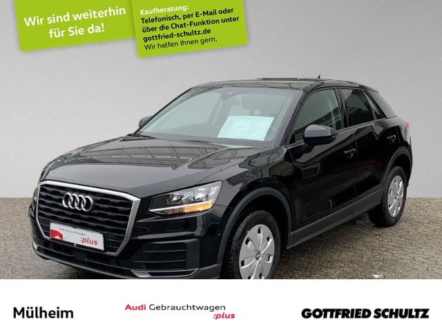 Audi Q2 1.4 TFSI S-Tronic NAVI MUFU EPH TEMP+BLUETOOTH, Jahr 2017, Benzin