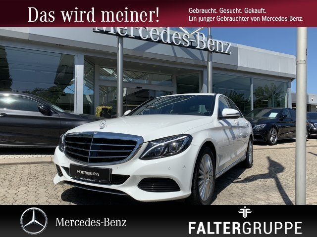 Mercedes-Benz C 350 e designo! DISTRO Business+ AIRMATIC Burme, Jahr 2016, Benzin
