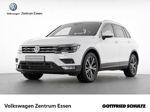 Volkswagen Tiguan Sound 2.0 TDI DSG LED Navi 18 RK, Jahr 2017, Diesel