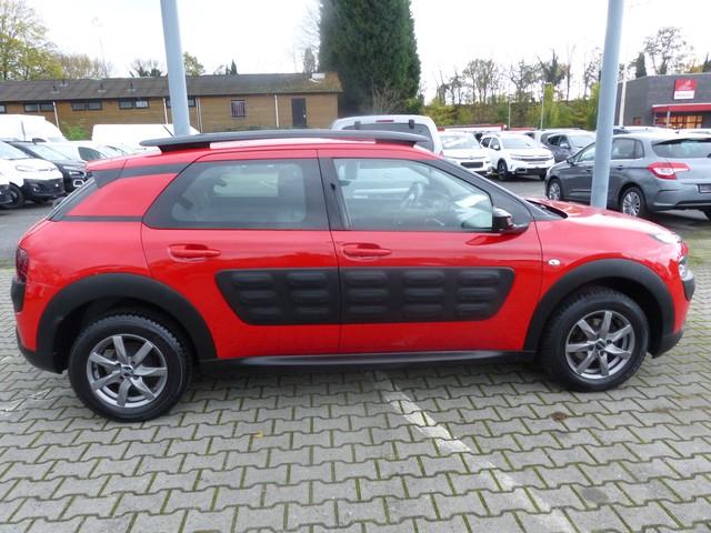 Citroën C4 Cactus VTi 82 Feel, Klima,USB,Sitzheizung, Jahr 2016, Benzin