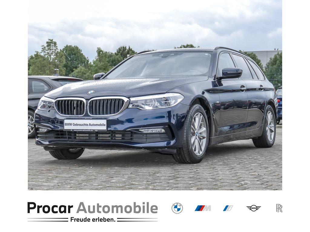 BMW 530d xDrive Touring Sport Line Navi Prof Head-Up, Jahr 2018, Diesel