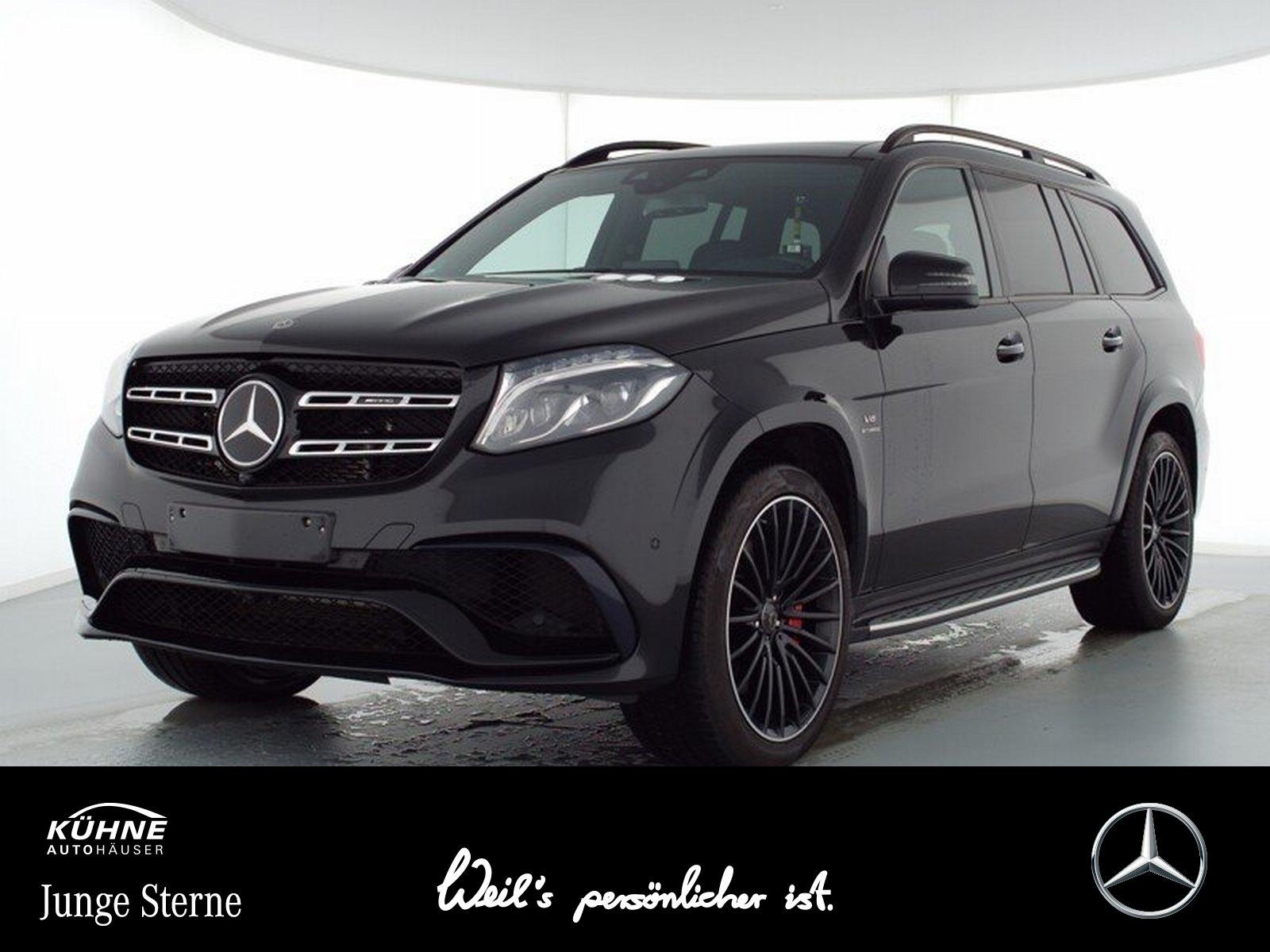 Mercedes-Benz GLS 63 AMG+7Sitze+Pano+DriversPack+AHZV+Sound+22, Jahr 2019, Benzin