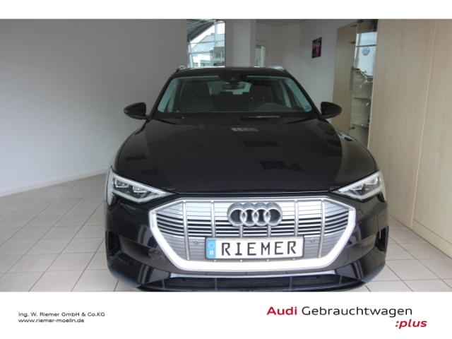 Audi e-tron 50 quattro Navi, Leder, el. Heckk., Jahr 2020, Elektro
