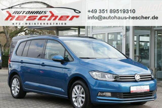 Volkswagen Touran 2,0 TDI Comfortline *KAMERA*TEMPOMAT*AHK*, Jahr 2016, Diesel