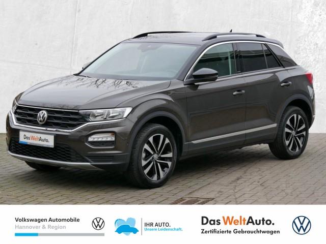 Volkswagen T-ROC 1.5 TSI IQ.DRIVE Navi Standhz el.Heckklappe ACC, Jahr 2019, Benzin