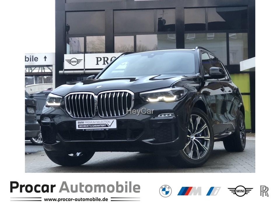 BMW X5 xDrive30d M Sport DA PA+ Pano HuD H/K DAB AHK, Jahr 2019, Diesel