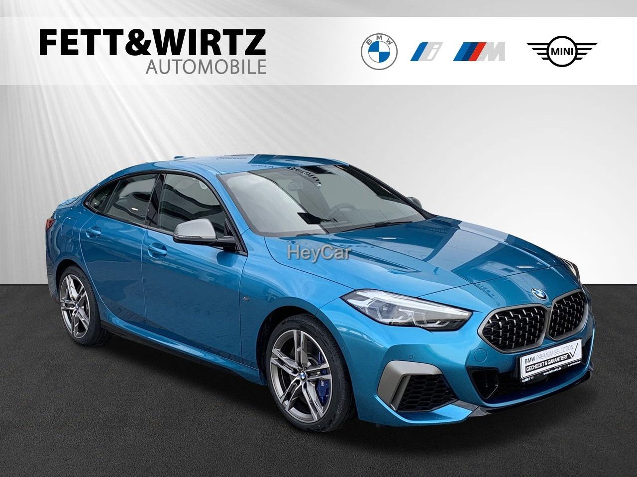 BMW M235 i xDrive Gran Coupe xD GranCoupe HUD Leas ab 549,- br.o.Anz., Jahr 2020, Benzin