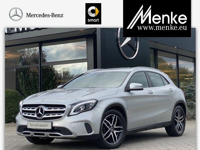 Mercedes-Benz GLA 220 d Urban Navi,LED,Heckklappe autom., Jahr 2018, Diesel