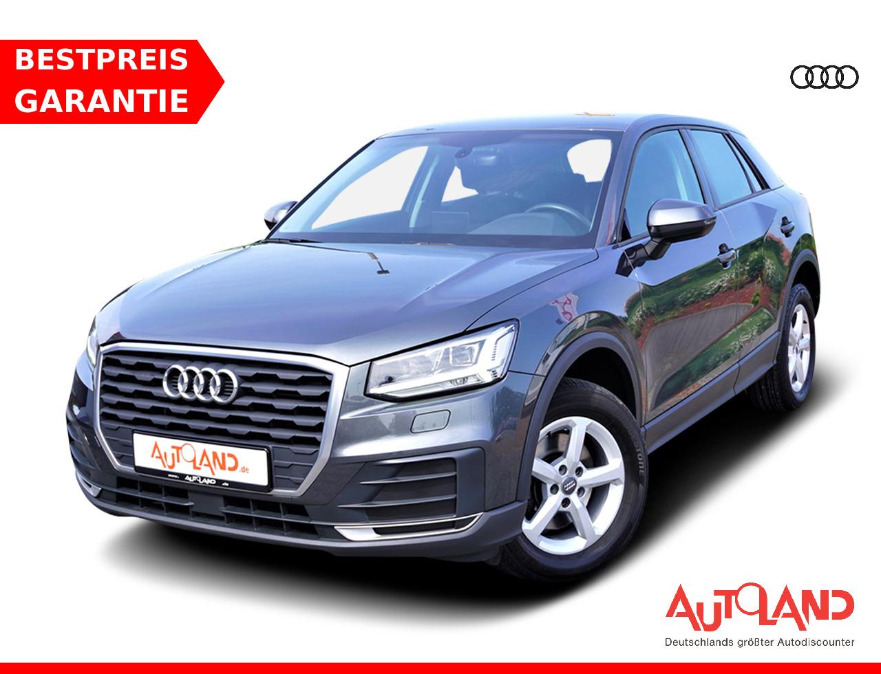 Audi Q2, Jahr 2017, Benzin