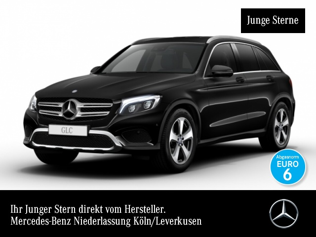 Mercedes-Benz GLC 250 d 4M Exclusive AMG ILS LED Kamera Navi PTS, Jahr 2015, Diesel