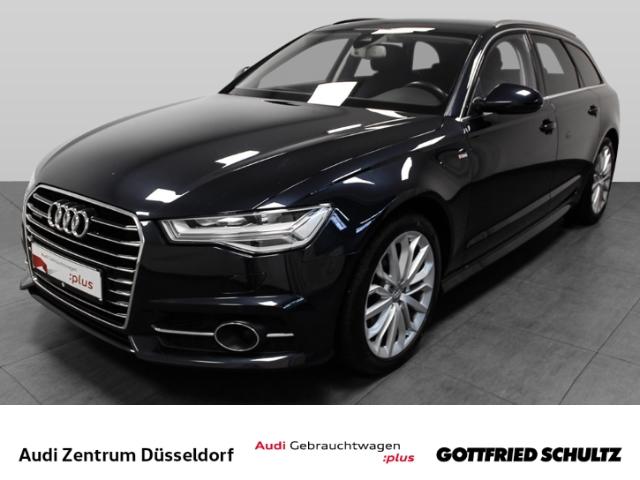 Audi A6 Avant 2.0 TDI quattro S-line S-tronic, Jahr 2016, Diesel