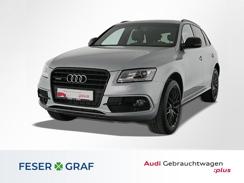 Audi Q5 3.0 TDI Pano,Navi,Leder,AHK,LM 20,B&O Kamera, Jahr 2016, Diesel
