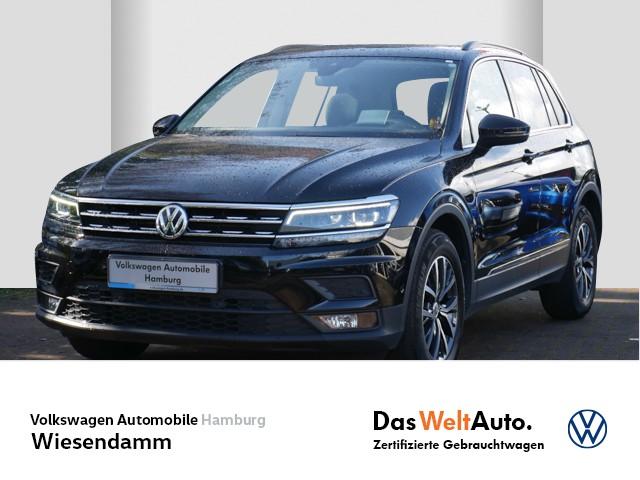 Volkswagen Tiguan 2,0 TDI DSG Comfortline LM Klimaautomatik LED Navi EGD, Jahr 2019, Diesel