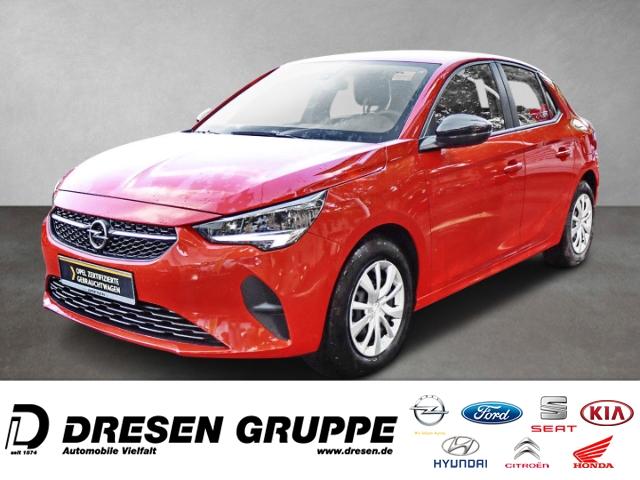 Opel Corsa F Edition 1.2 EU6d/Bluetooth/Start-Stop/Tempomat/Klimaanlage, Jahr 2020, Benzin